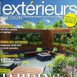 Parution JardinChic Extérieurs Design Juillet/Août 2016