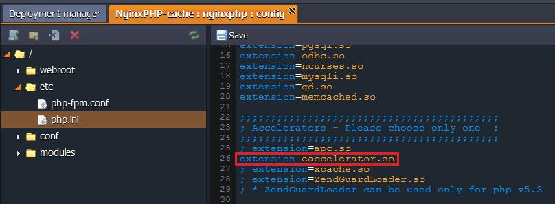 Nginx_eAccelerator