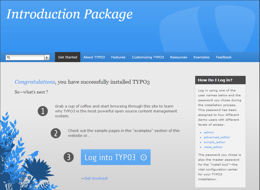 typo3_introduction_page