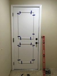 The easiest flat panel door update ever! | Jenna Sue ...