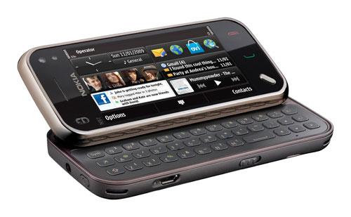 Nokia N97 Mini, Deballage et premières impressions