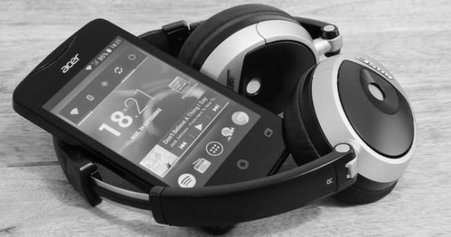 Acer Liquid Z3 Duo = un téléphone comme lecteur mp3
