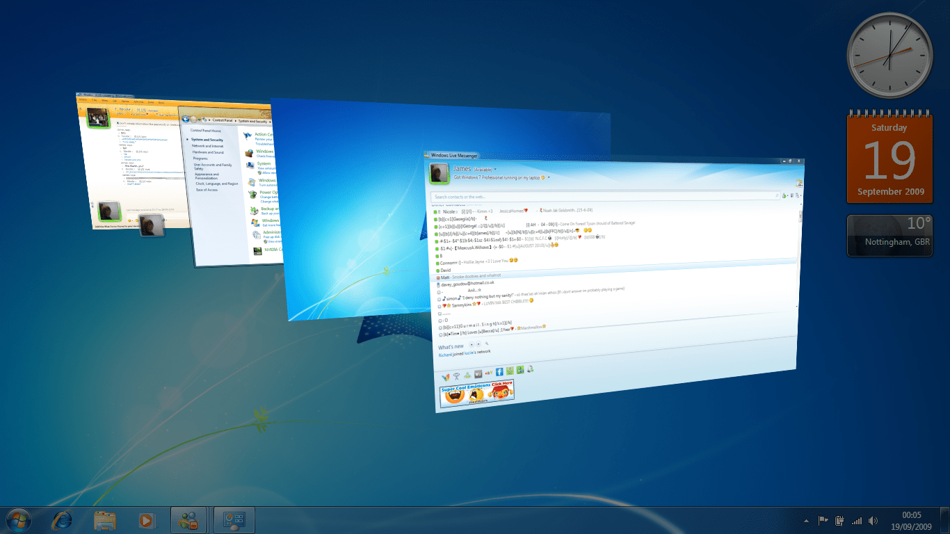 ???7??? Exclusive Look At Windows 7 Professional James 39 Blog