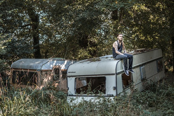 scrapyard portraits photography by john hicks