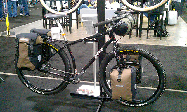 Jones Bikes Blog Interbike 2012