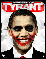Obama - The Joker as Tyrant of America