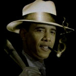Gangster Obama - Chicago Style Politics