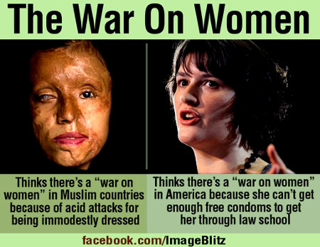 Putting the War on Women into perspective