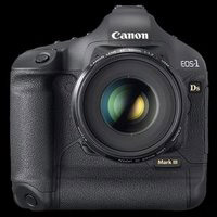 Canon 1Ds Mark III Now Shoots Video