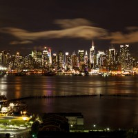 Manhattan from Weehawken