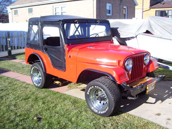 Kaiser Willys Jeep of the Week 231  Kaiser Willys Jeep Blog
