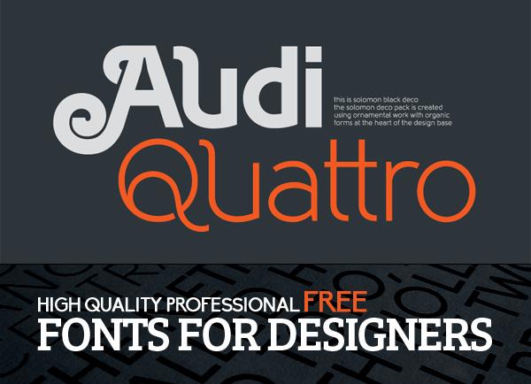 Fonts for Designers Fonts Freebies, Free Fonts, WordPress Themes