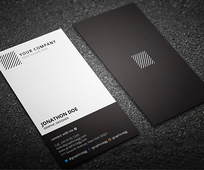 Attractive Hand-Picked Business Card Templates Designs Graphics