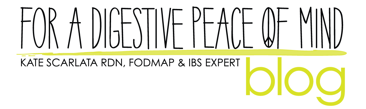 Low FODMAP grocery list - For A Digestive Peace of Mind\u2014Kate
