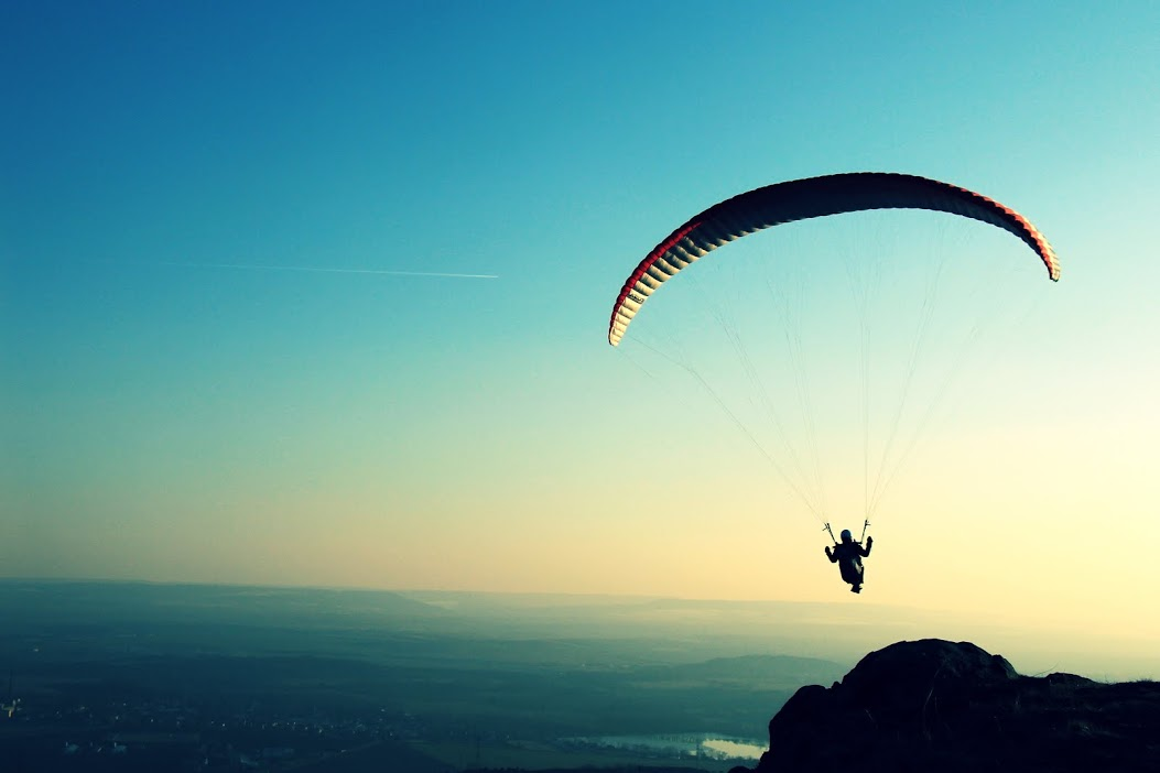 Animated Sky Wallpaper Les Meilleures Destinations Pour Faire Du Parapente En