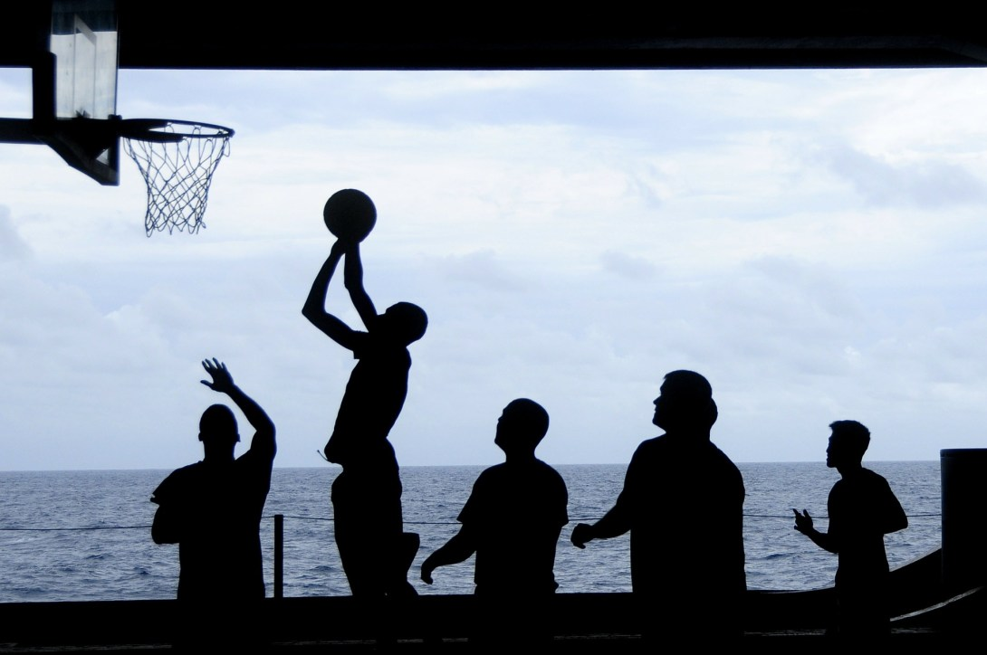 Shooting Basketball, pixabay.com tpsdave