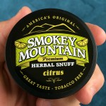 Smokey Mountain Citrus – Herbal Snuff Review