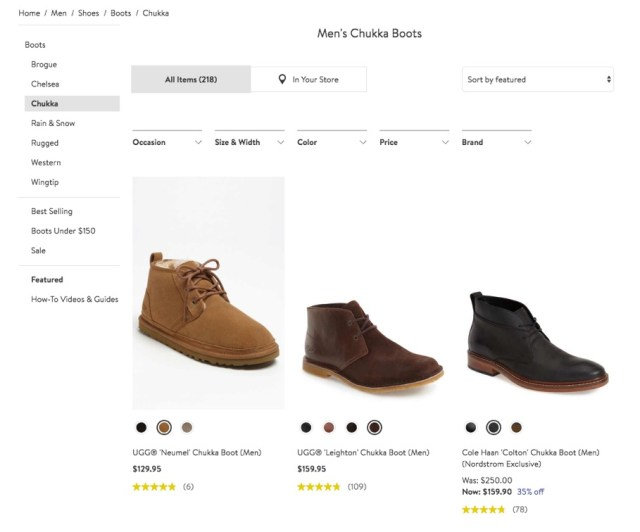 mens chukka boots color contrasts