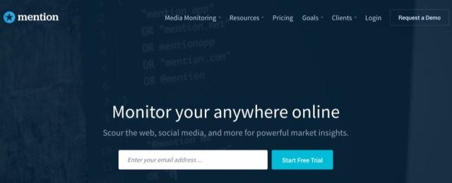 mention homepage 2017