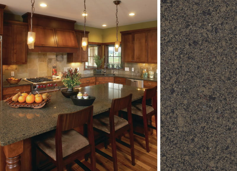 Coordinate Kitchen Cabinets With Espresso How To Pair Countertop Colors With Dark Cabinets