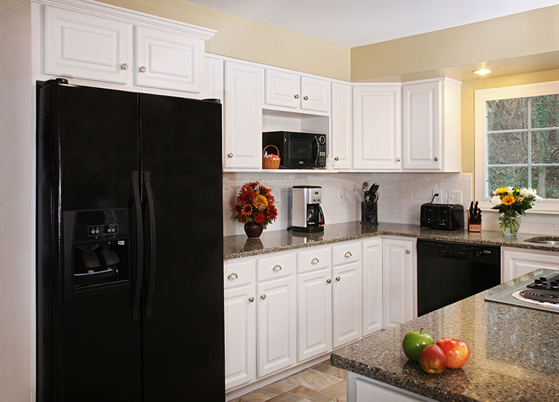 Accessible Upper Kitchen Cabinets To Soffit Or Not To Soffit? That Is The Kitchen Cabinet