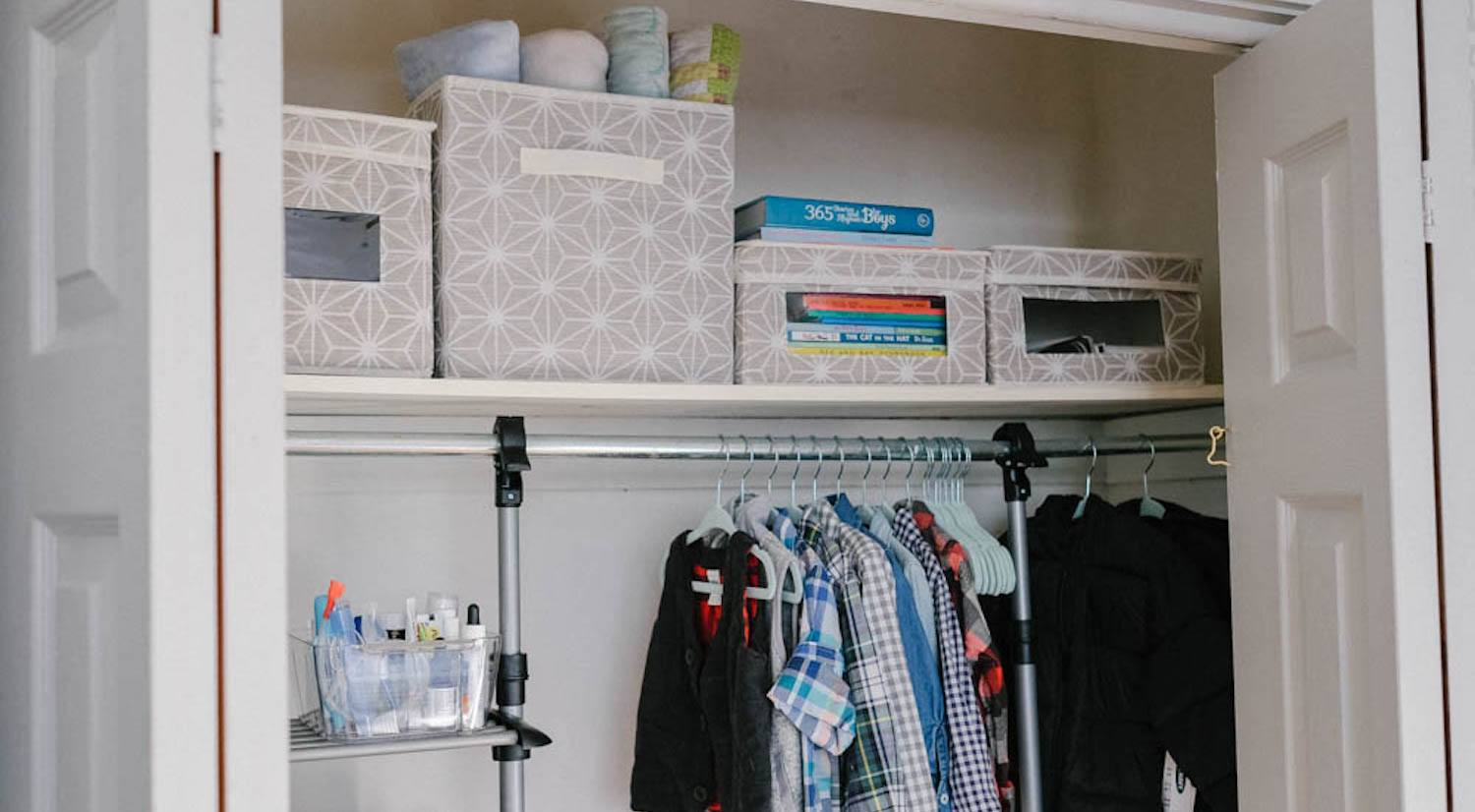 Closet Organization How To Turn Your Family S Organization Goals Into Reality