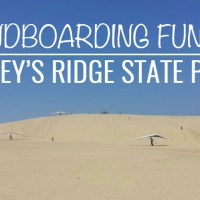 Sandboarding Fun at Jockey's Ridge State Park