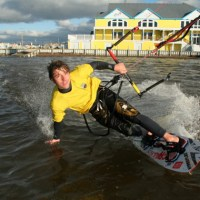Fall OBX Kiteboarding Is Spectacular