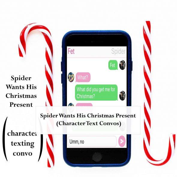 Character Text Convos \u2013 KM Robinson, Author Blog