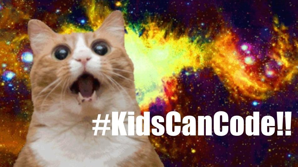 KidsCanCode: Debugging my coding lesson plan