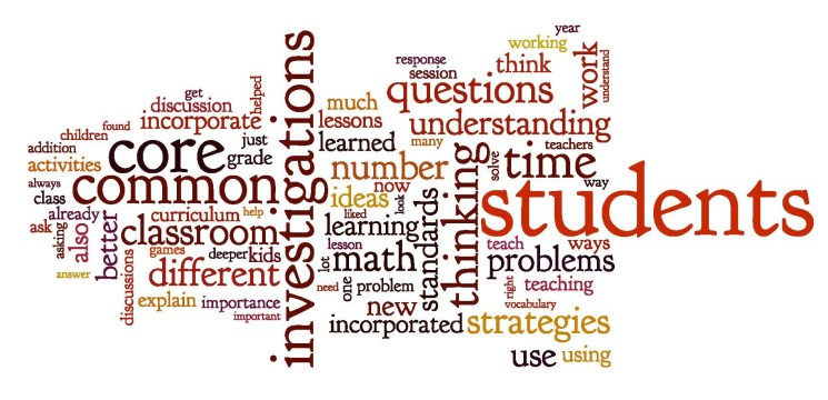 Teaching programming while meeting common core standards