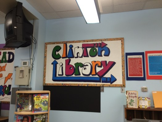 Welcome to Clinton Library!