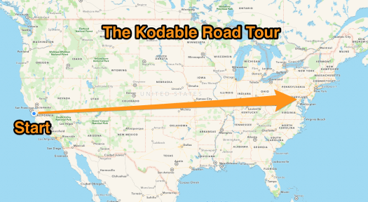 Kodable Road Trip Baltimore