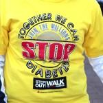 LA Fitness Members Diabetes walk