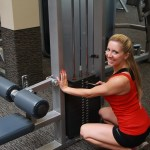 lat pull down drop sets (4)