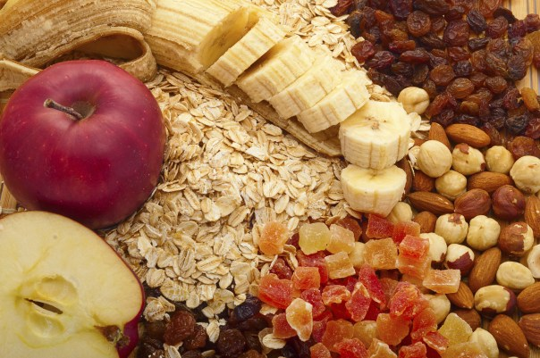 good fiber is Living Healthy