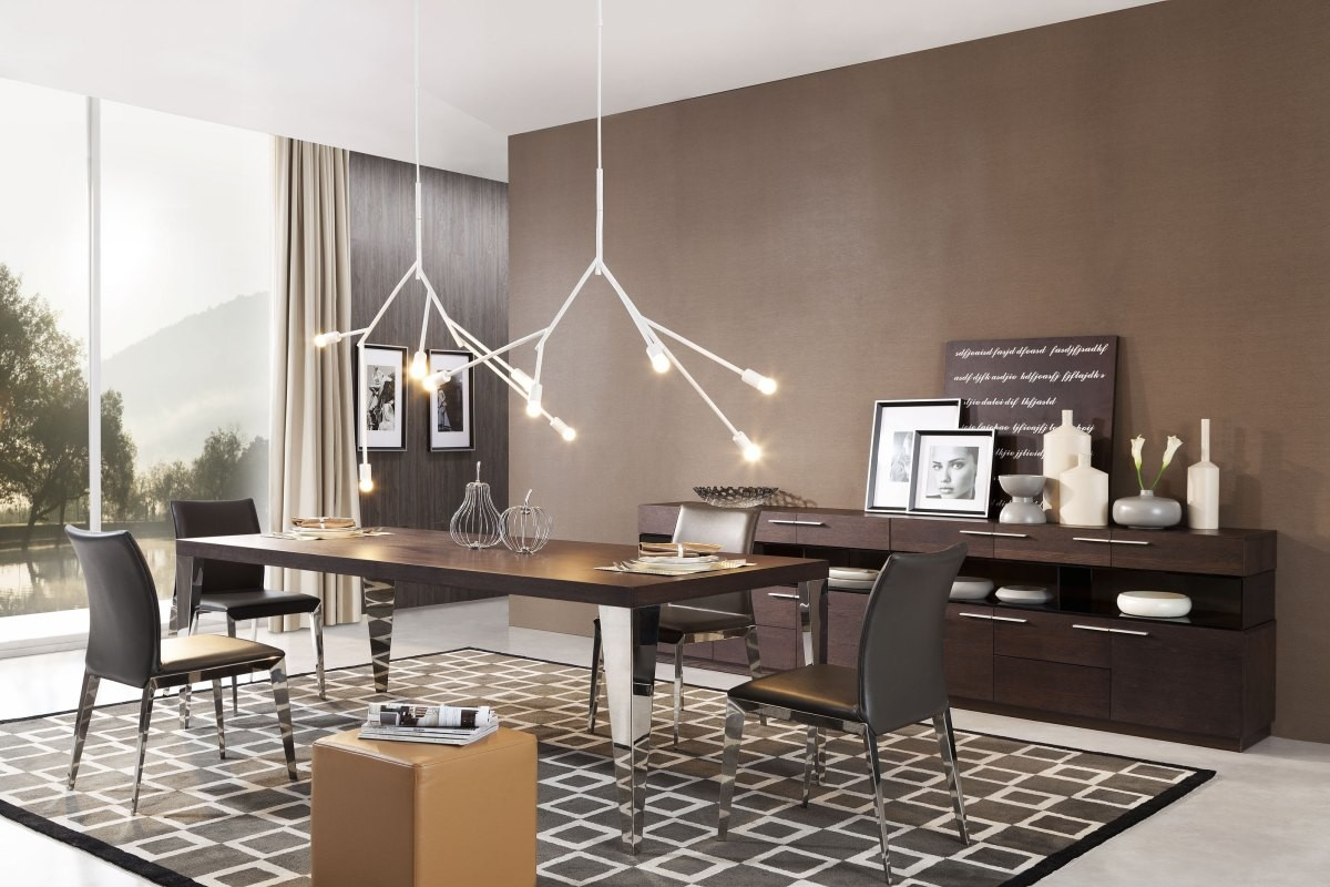 Awesome Decorating Tips For A Modern Dining Room Look La Furniture Blog