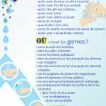 Lavage des mains | Lalema inc.