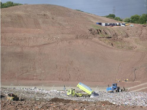 The landfill construction quality assurance web site for Soil quality