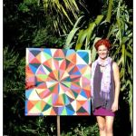 Kaikoura woman possibly first to have painting on steel