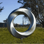 International artist debuts in NZ at Ellerslie Sculpture Garden exhibit