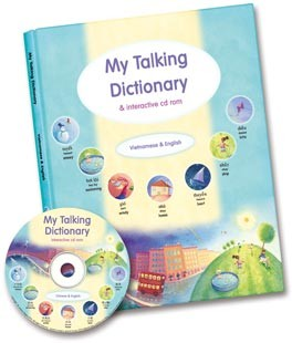 Bilingual CD and book