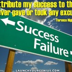 71 Powerful Ideas And Quotes On The Path To Success!