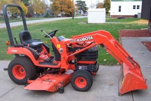 Garten Traktor