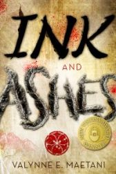 INK AND ASHES cover