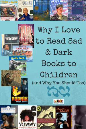 Sad and Dark Books for Children