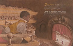 ira's shakespeare dream spread 1