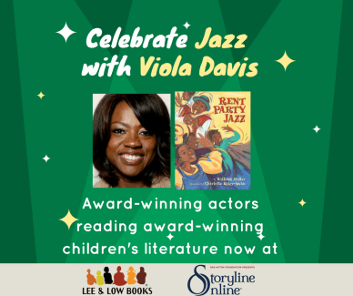 Viola Davis reads Rent Party Jazz