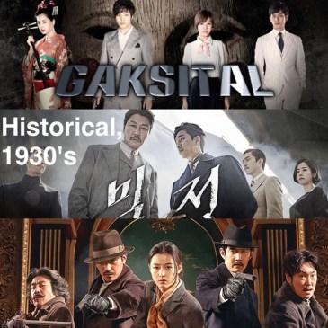 6 Historical 1930s