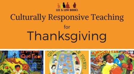 Culturally Responsive Teaching Thanksgiving